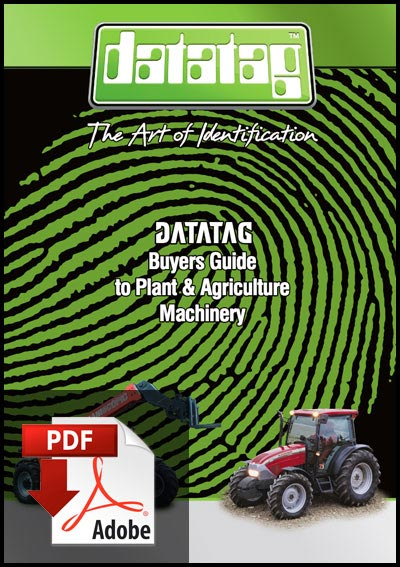 Datatag Plant Buyers Guide