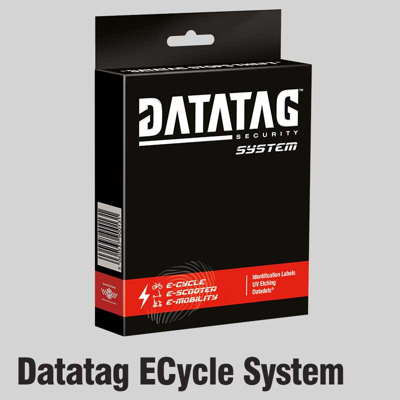 1 x ECycle Datatag system