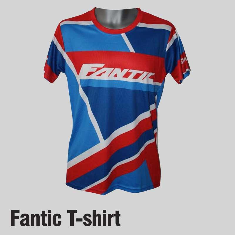 1 x Fantic t-shirt.