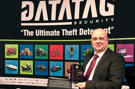 IAATI RECOGNISE DATATAG'S NICK MAYELL WITH LIFETIME ACHIEVEMENT AWARD