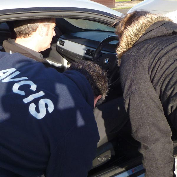 Identification of Stolen Vehicles Course
